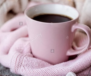 black coffee, good morning, and have a nice day image