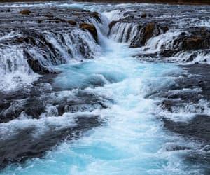 amazing, beautiful, and waterfall image