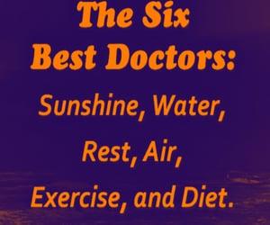 doctors, life, and life advice image