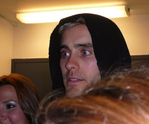 30 seconds to mars, fan, and jared leto image
