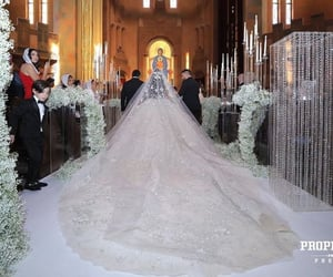 bride, glamour, and princess image