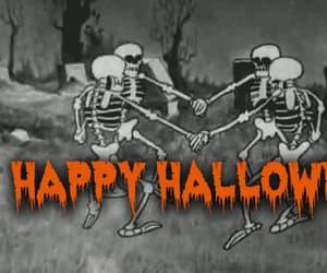 gif and Halloween image