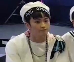 mark, horrible quality, and nct image
