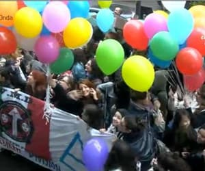 30 seconds to mars, ballons, and fan image