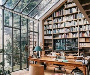 books, chill, and Dream image