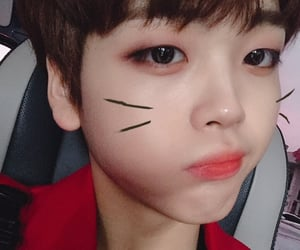 x1 and hyeongjun image