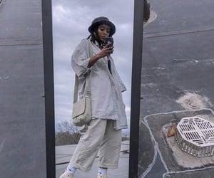 black girl, fashion, and pretty girl image