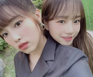 kpop, izone, and choi yena image