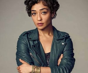leather jacket, preacher, and ruth negga image
