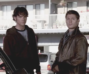 actor, dean winchester, and jared padalecki image
