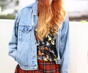 fashion, cute, and ginger image
