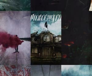 pierce the veil, wallpaper, and ptv image