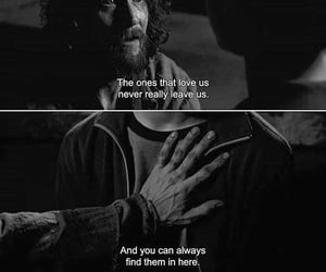 harry potter, heart, and sirius black image
