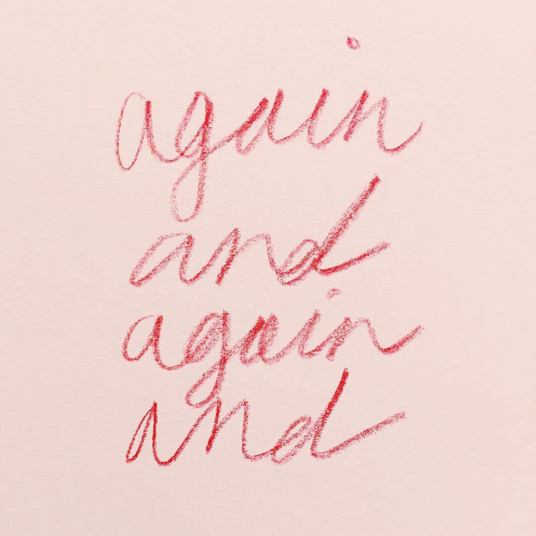 quotes, pink, and again image