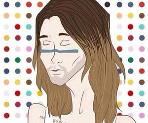 30 seconds to mars, art, and artwork image