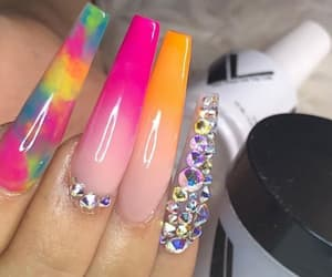 nails, nails art, and cute image