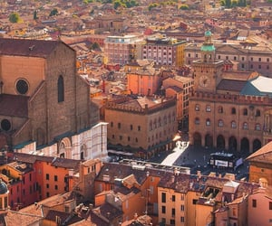 bologna and italy image