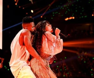 dance, iheart radio, and camila cabello image