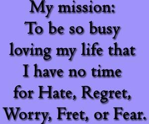 fear, life, and life advice image
