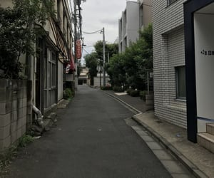 Houses, japan, and quiet image