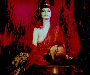 actress, culture, and occultist image