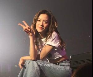 concert, blackpink, and kim jisoo image