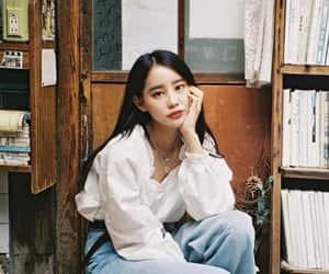girl group, k-pop, and pristin image