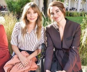 elizabeth olsen and Shailene Woodley image