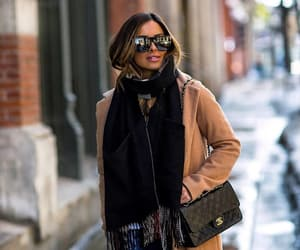 blogger, burberry scarf, and styleblogger image