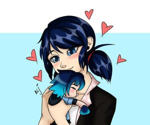 doll, cute, and marinette cheng image