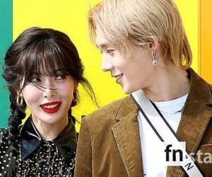 kino, kim hyuna, and jinho image