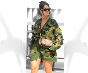 celebrity, badgalriri, and fashion image