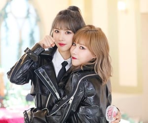 dreamcatcher, yoohyeon, and handong image
