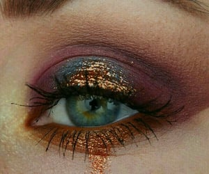 eyeshadow, beauty, and make up image