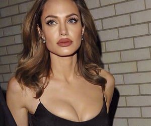 90s, actress, and angelina image