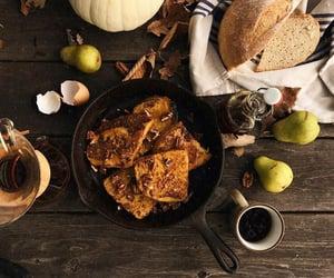 bread, breakfast, and Cinnamon image