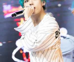 blue, jhope, and jeon jungkook image