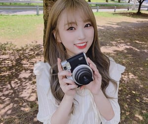 k-pop, yabuki nako, and wiz*one image