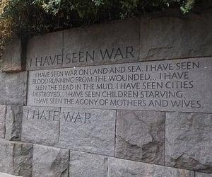Franklin Delano Roosevelt, memorial, and potomac river image