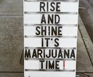 marijuana, weed, and 420 image