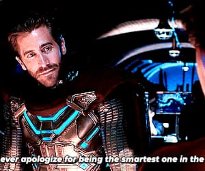 gif, far from home, and Marvel image