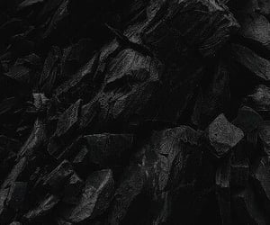 black, sea, and mare image