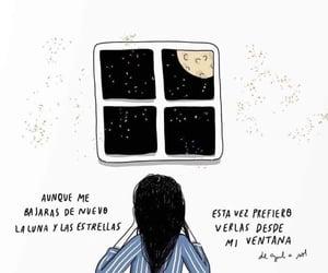 desamor, estrellas, and frases image