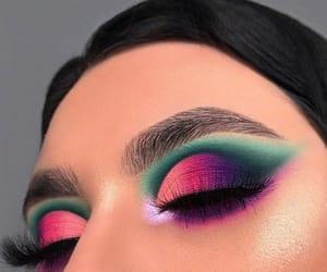 beauty, art, and makeup image