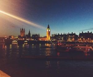 Big Ben, london, and london night image