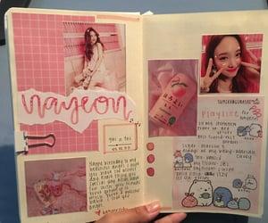 journal, kpop, and twice image