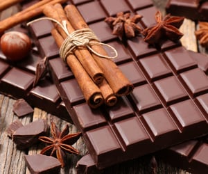 chocolate, Cinnamon, and food image