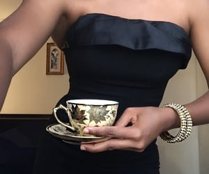 accessories, black, and china image