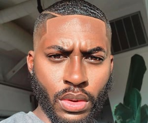 beards, fine, and skin image