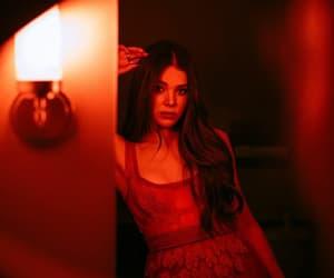 actress, fashion, and light image